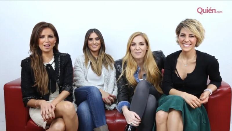 Juntamos a Angie, Melissa, Karla y Regina para que nos contaran las anécdotas más divertidas detrás de sus éxitos más populares. Risas garantizadas.