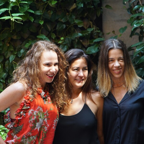 Virna Winchelnan, Carla Ruiz de Chavez, Claudia Winchelnan.jpg