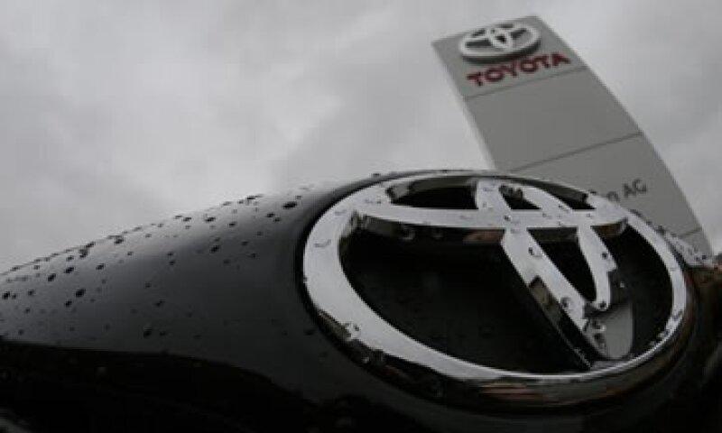 Toyota espera comercializar 9.76 millones de autos este año.  (Foto: Reuters)