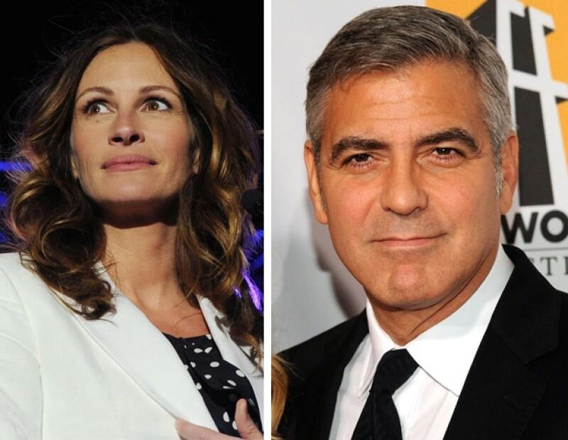 Clooney y Roberts se unieron para demandar a una compañía.