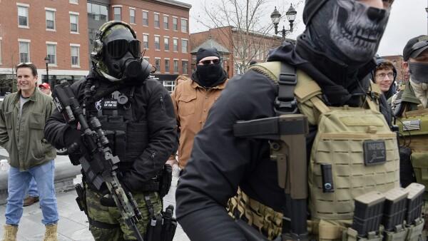 Grupos proarmamentistas