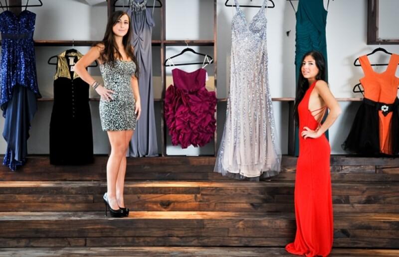 Rina y Monique Bissu nos invitaron a su showroom, donde seleccionaron las cinco mejores opciones para lucir en los eventos de la temporada.