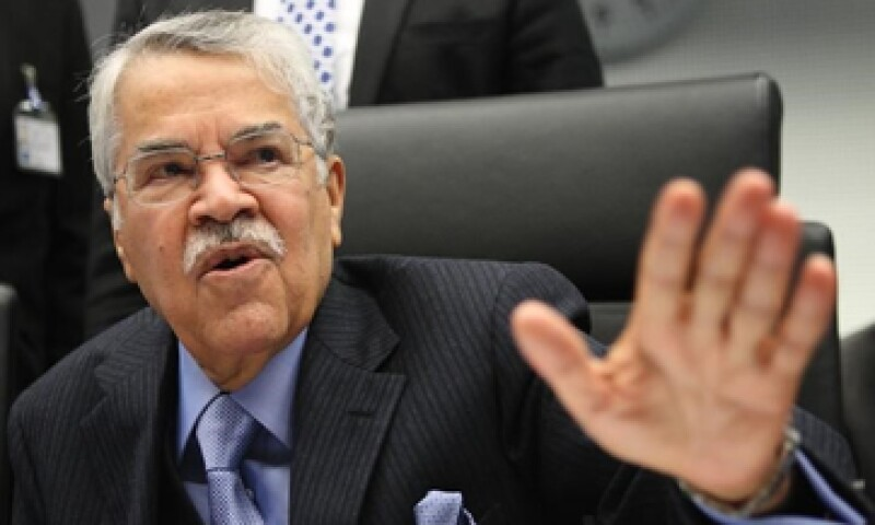 Continuaremos produciendo lo que estamos produciendo, dijo al-Naimi. (Foto: Reuters )