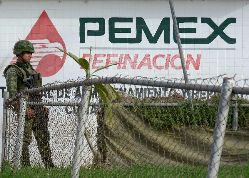 El Ejército Mexicano participa en las labores de combate al robo de combustible