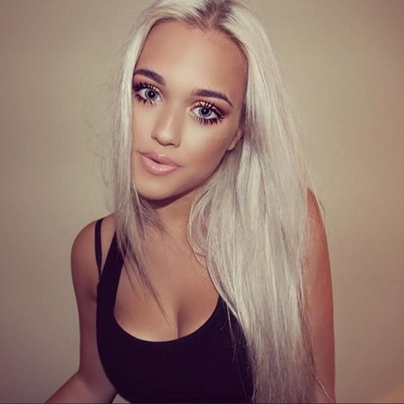 La encargada del maquillaje de la famosa cantante es una adolescente que cree que cuando sabes lo que estás destinado a hacer, siempre encuentras la manera para llegar ahí.