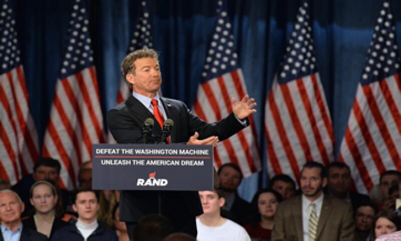 El legislador es un gran defensor del oleoducto Keystone XL. (Foto: AFP )