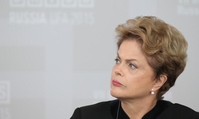 Si la presidenta es suspendida, el vicepresidente tomará su puesto. (Foto: Getty Images)