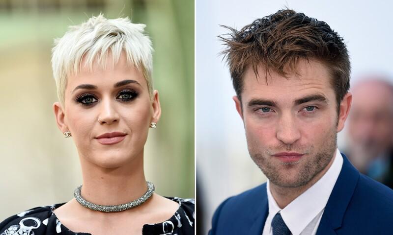 Katy Perry y Robert Pattinson nuevo romance
