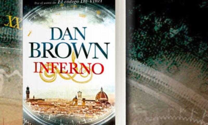 El texto de Dan Brown lideró las ventas en Estados Unidos, tanto en inglés como en español. (Foto: Tomada de infernodanbrown.com)