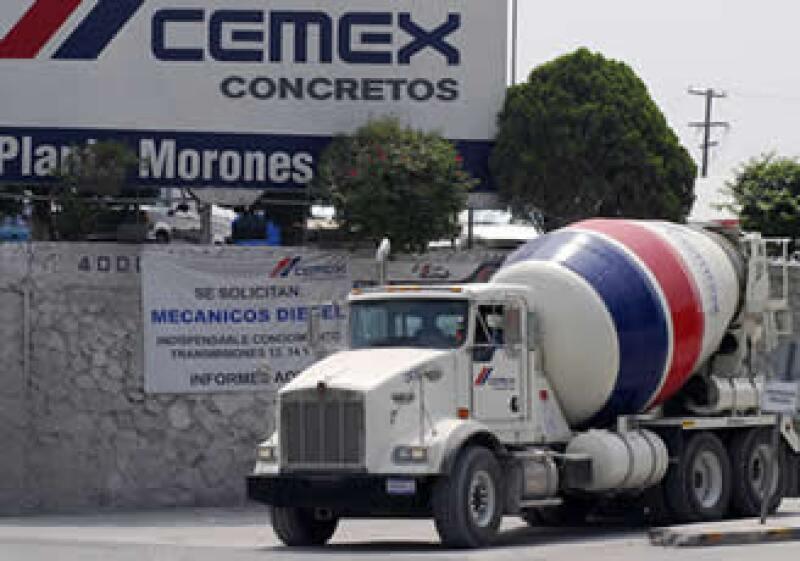 Los volúmenes de venta de Cemex en Estados Unidos han caído 55%. (Foto: AP)