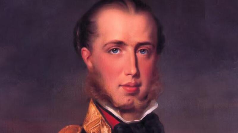 Maximiliano dejaba a su esposa Carlota frente al gobierno mientras se iba a cazar mariposas