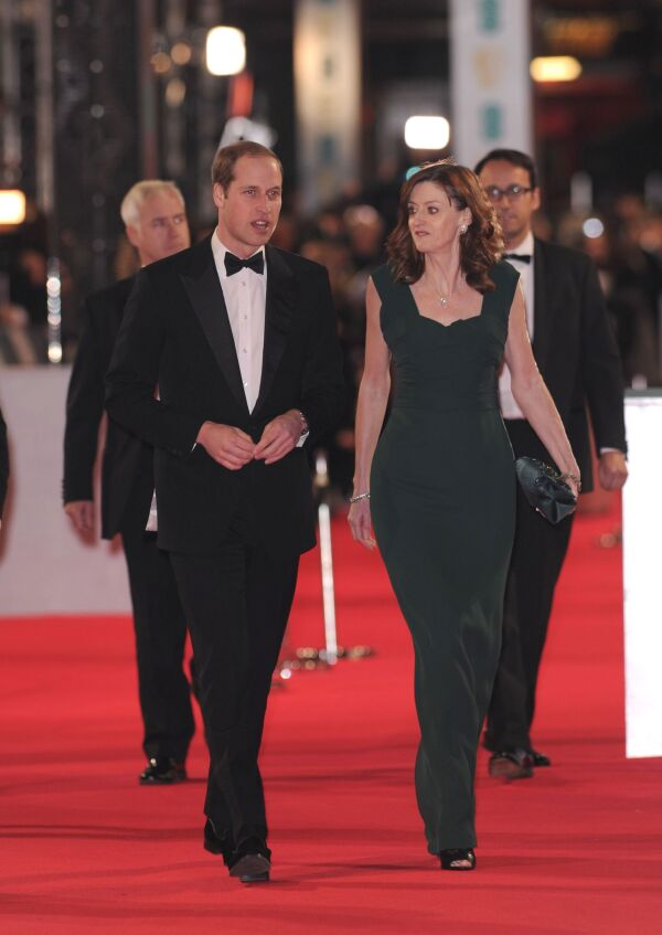 EE British Academy Film Awards, Arrivals, Royal Opera House, London, Britain - 16 Feb 2014