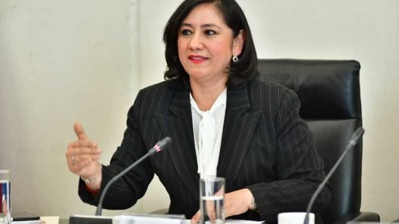 Irma Eréndira Sandoval Ballesteros