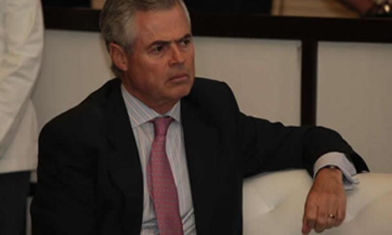 Joaquín Vargas, presidente del Consejo de Administraciones de MVS, buscará impugnar el rescate de la banda ancha.    (Foto: César Toledo/Quién)