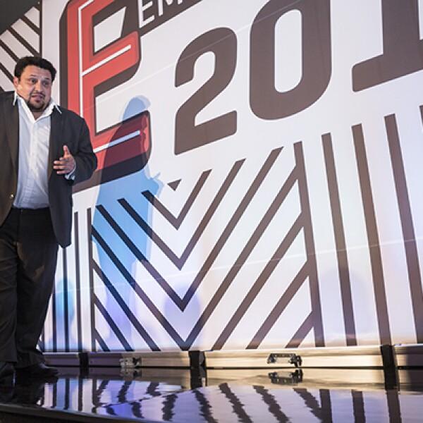Ulises Bacilio, fundador de la empresa de telemedicina Grupo PTM y Emprendedor del Año 2014 en la categoría Más de 3 Años de Ventas compartió su experiencia como participante y ganador.