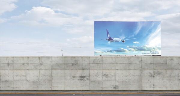 Over the Wall Billboard.