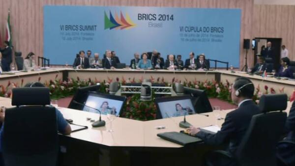 Reuni�n de BRICS