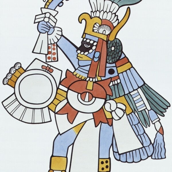 Huitzilopochtli nacimiento 1