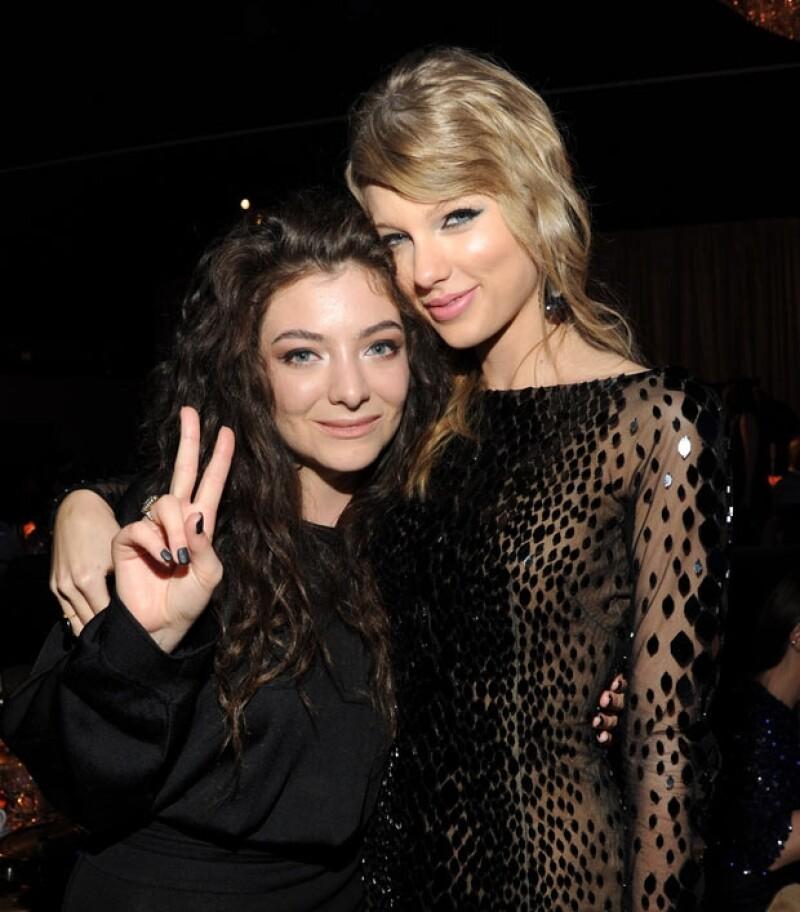 """Puede que entre Katy Perry y Taylor exista """"bad blood"""". Sin embargo, esto no aplica para sus amigas Lorde y Ellie Goulding, quienes misteriosamente borraron la evidencia de su fiesta con la cantante."""