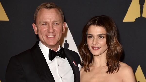 Daniel Craig y Rachel Weisz tienen a su primera hija en común