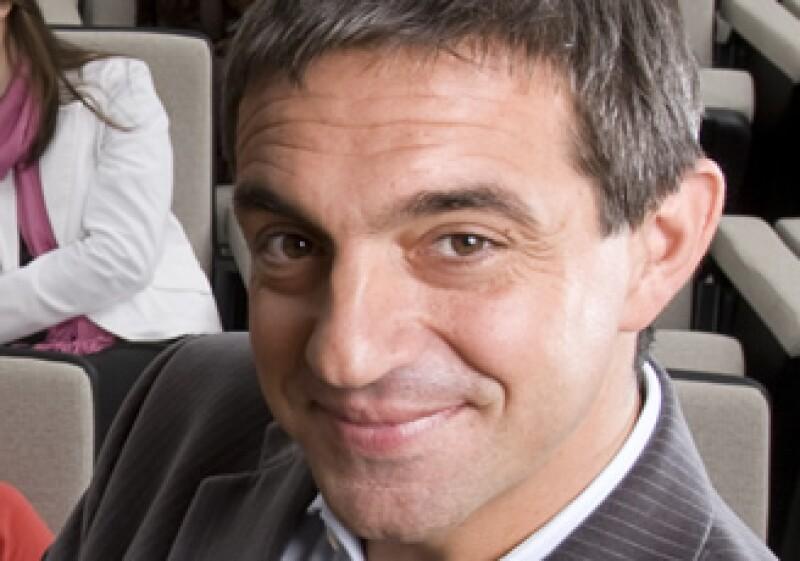Joaquín Anderson, director de Mercadotecnia de Bebidas de Cola de Pepsico de México. (Foto: Alfredo Pelcastre/ Mondaphoto)