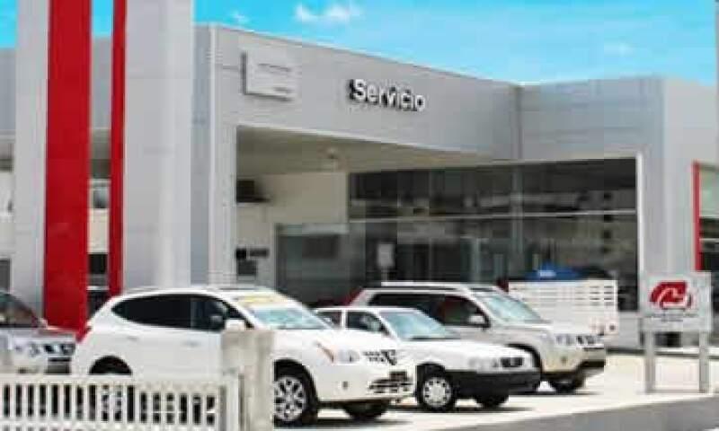 Nissan se mantuvo como la líder en ventas durante julio y en lo que va del año. (Foto: Tomada de facebook.com/nissanmx )