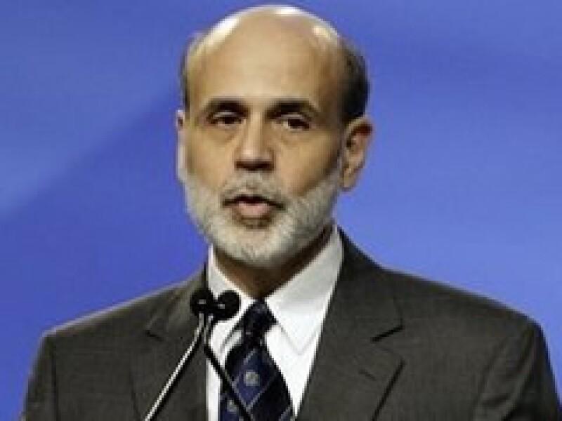 Ben Bernanke, presidente de la Reserva Federal de Estados Unidos. (Foto: Archivo)