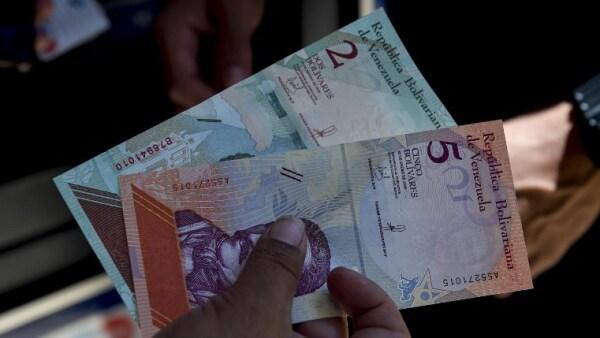 Venezuela Bolívar soverano economía moneda
