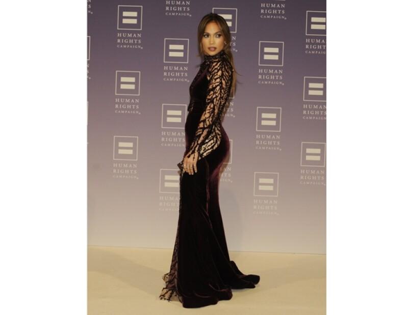 Jennifer Lopez perdió 6 kilos con su nueva dieta.