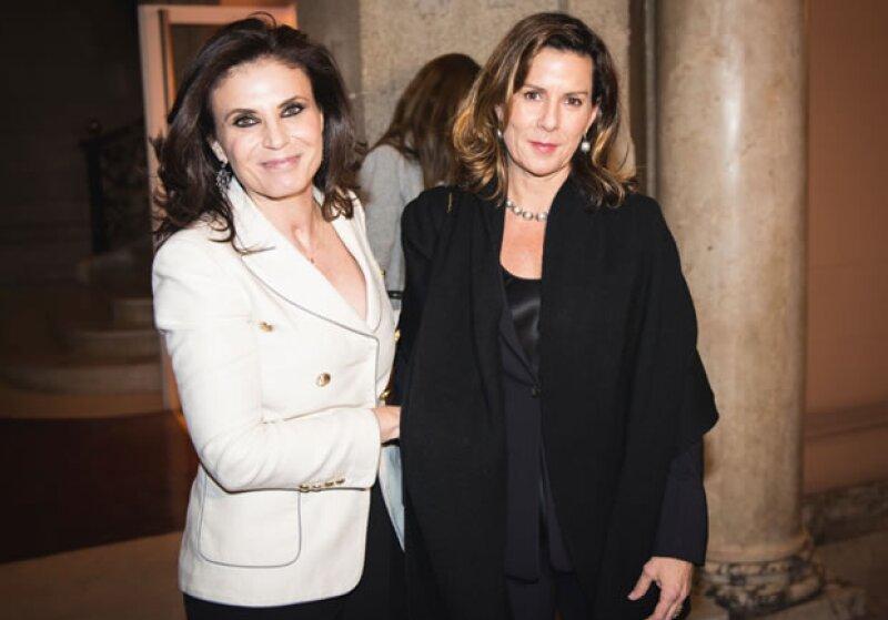 La II edición de los Premios Iberoamericanos de Mecenazgo celebrada en Madrid, reconoció la labor de promoción y coleccionismo de arte de Bárbara Garza Lagüera.
