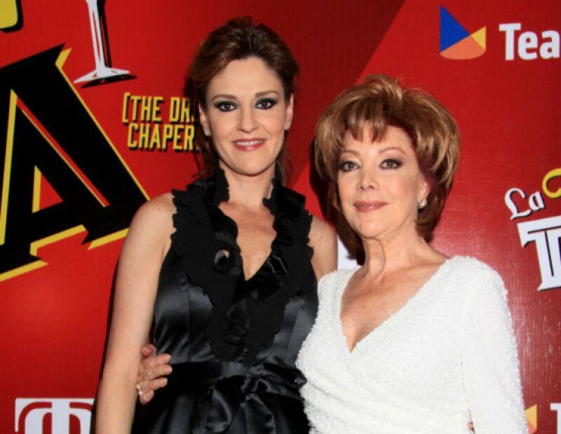 Chantal y Jacqueline tienen una exitosa carrera en la actuación en México.