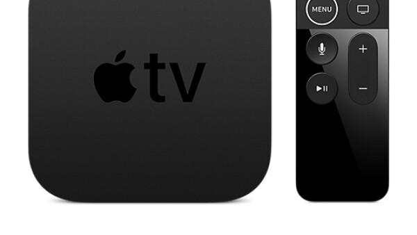 El nuevo Apple TV