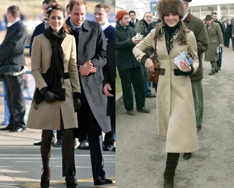 Katherine Hooker, una de las diseñadores predilectas de Kate Middleton, declaró a New York Magazine que la Duquesa no busca llamar la atención.