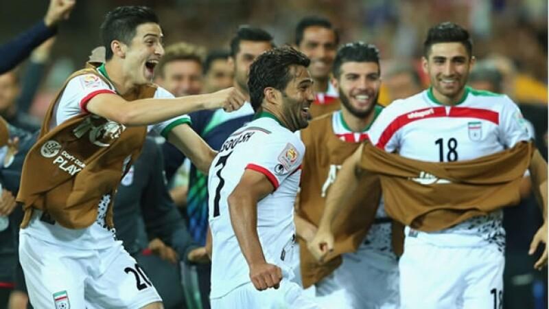 seleccion futbol iran