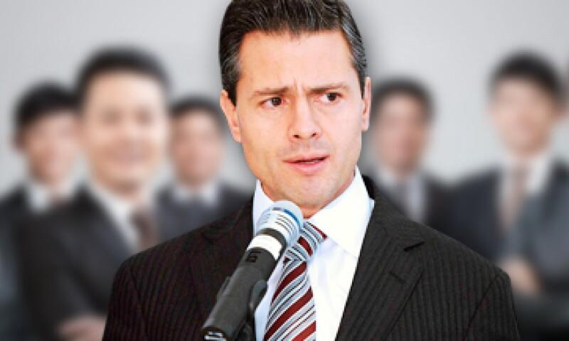 El 70% de los CEO consultados por el sondeo Pulso Expansión 500 califica como Regular el balance de los primeros 100 días del gobierno de Peña Nieto. El 30% lo señala como Bueno y 0% Malo. (Foto: Especial)