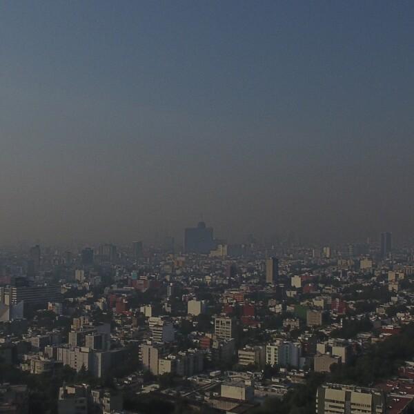 contaminación CDMX
