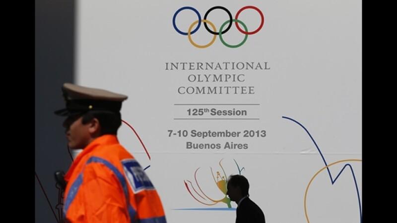 sede de la sesion 125 de los juegos olimpicos
