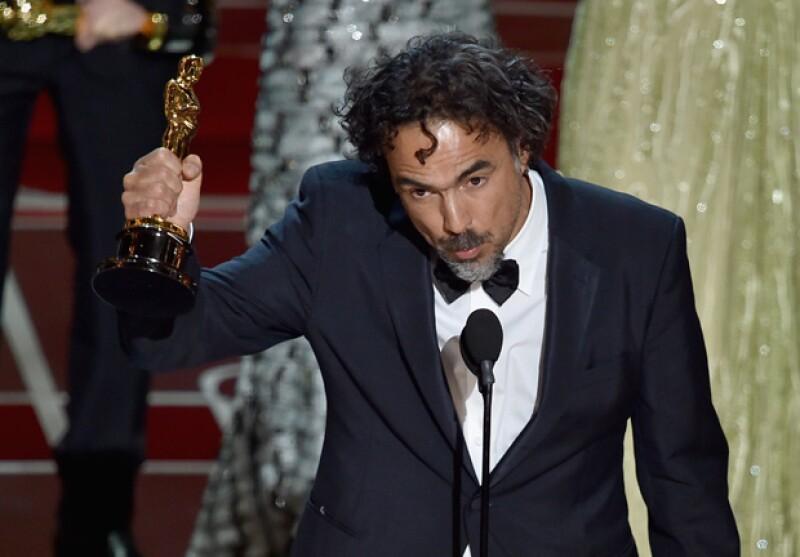 Las palabras de Alejandro González Iñárritu reclamando un gobierno justo para sus compatriotas mexicanos en su discurso continuan generando polémica.