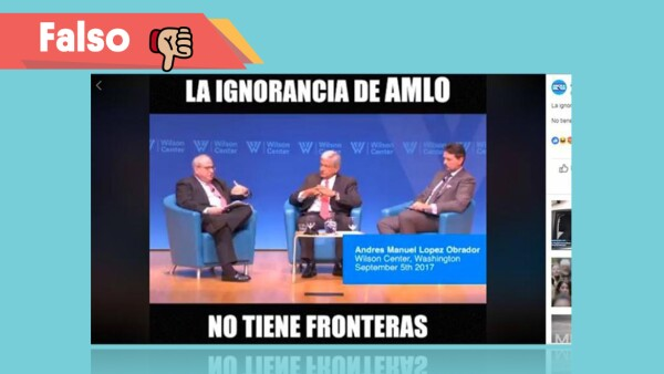 video manipulado AMLO