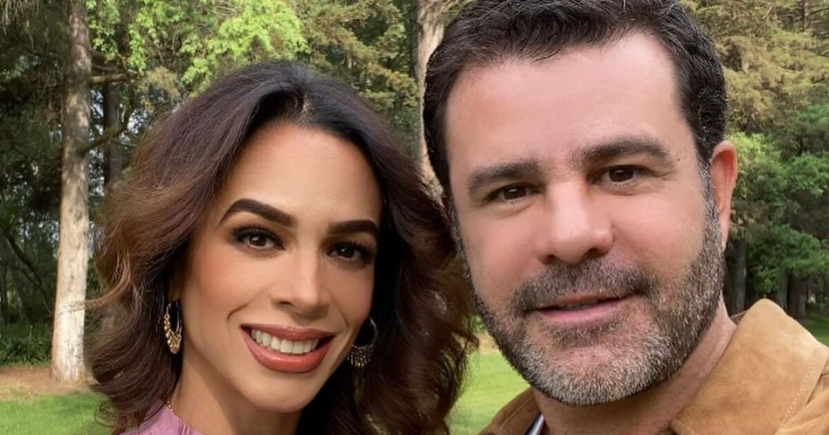 Eduardo Capetillo confesses that everyone recommended him not to marry Biby