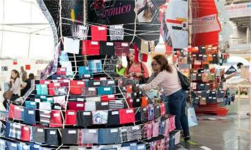 Tan sólo las ventas del sector textil podrían crecer 15% en el primer año de entrada en vigor del TLC con Estados Unidos. (Foto: Cortesía Colombiatex)