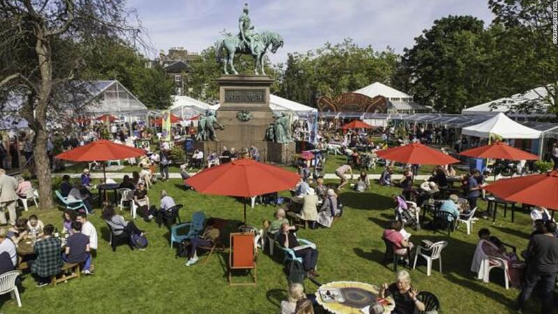 Festival Internacional del Libro de Edimburgo