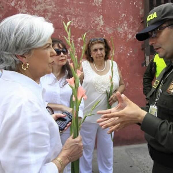 exiliadas cubanas miami cumbre