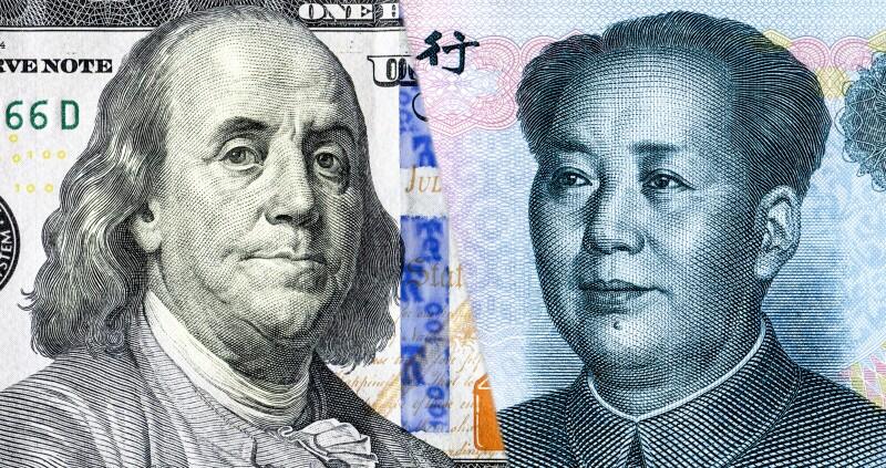 Yuan vs Dólar