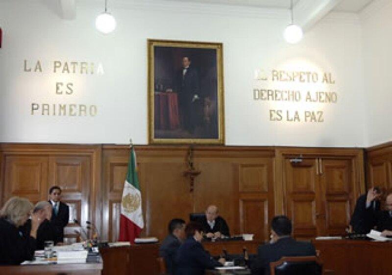 La Ley del IETU promovió poco más de 30,000 amparos en su contra en México. (Foto: Notimex)