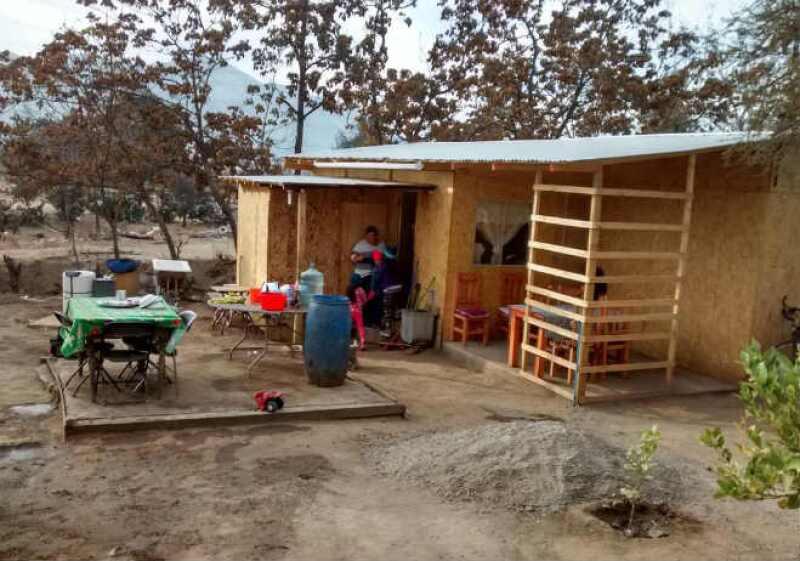 México-Chile vivienda