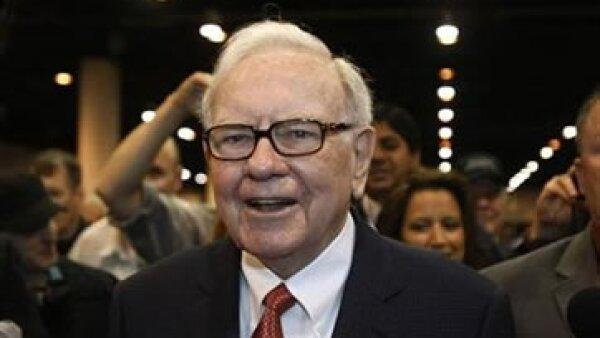 Buffett pagó 185 mdd por hacerse de los papeles de Tesco. (Foto: Reuters)