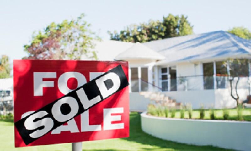 La venta de casas estuvo por debajo de los niveles que alcanzó en diciembre de 2012. . (Foto: Getty Images)