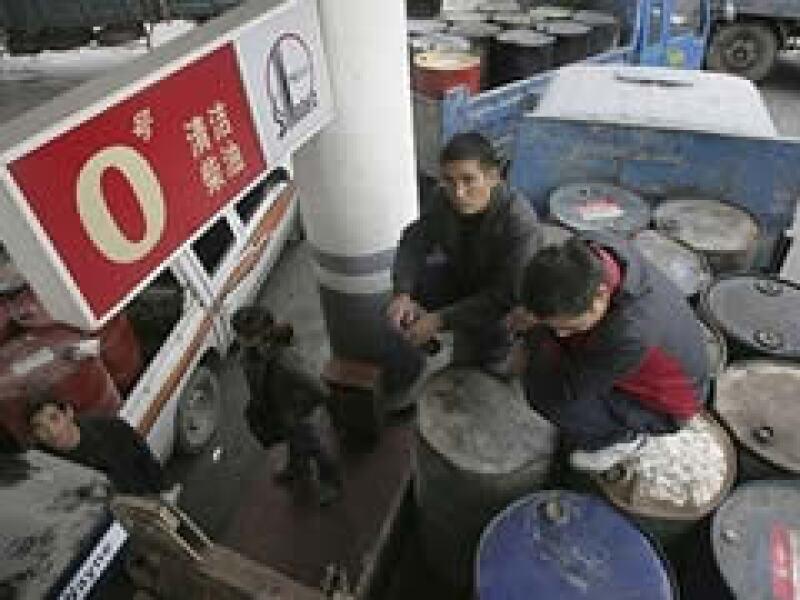 Shell busca concretar proyectos en China e Irak. (Foto: Archivo AP)