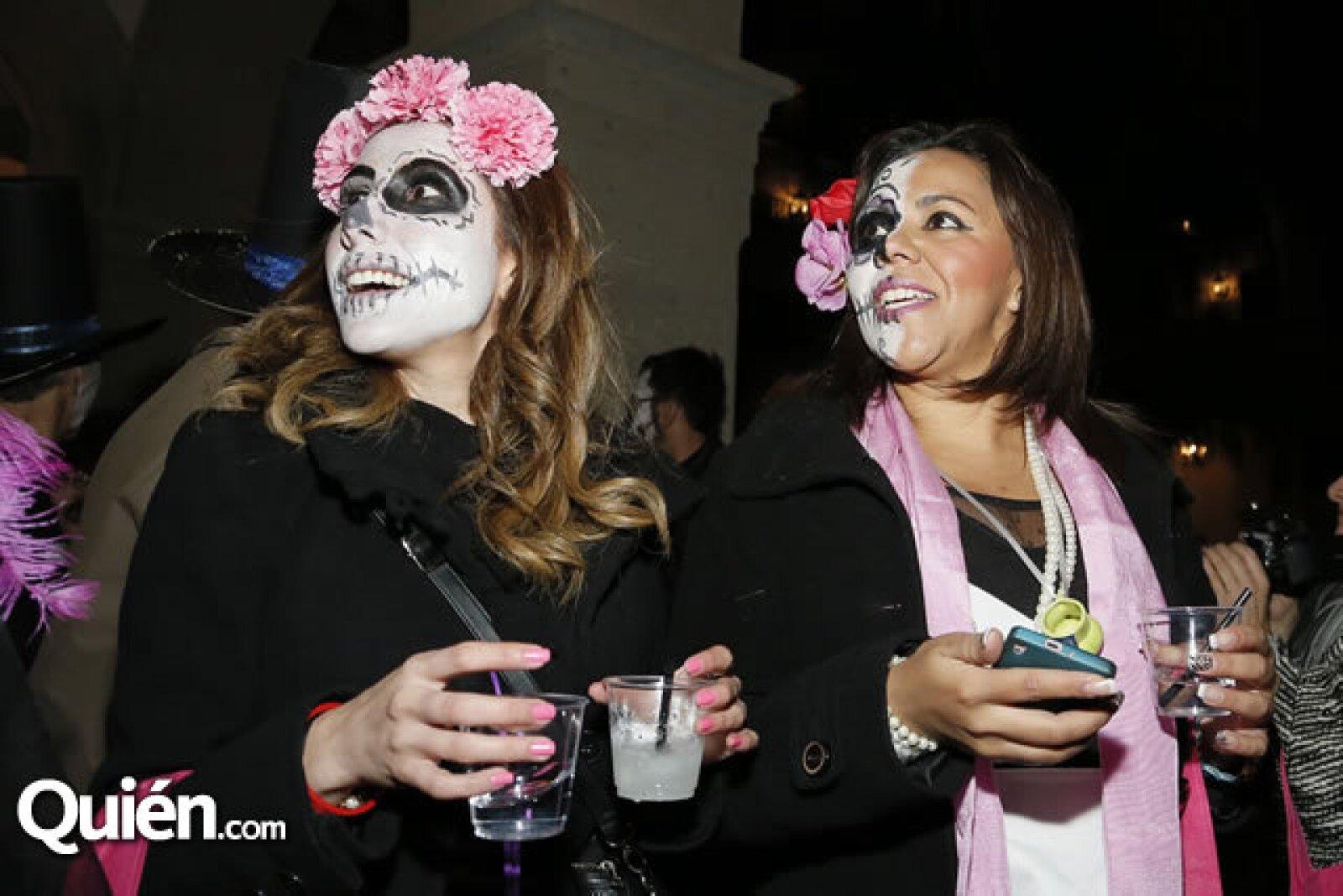 Marina Gómez,Jimena González